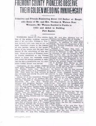 Watson 50th anniversary article 2