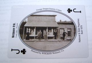 Fremont County Historical Society Deck of Cards