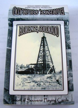 Fremont County Historical Society deck of cards 007