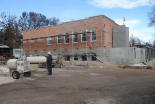 Wetmore Community Building
