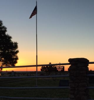 New Hope Sunrise