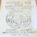Westcliffe Home Demonstration Council Meeting program cover