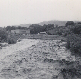 Bill Hall Wetmore Hardscrabble Flood and school