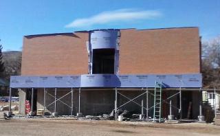 Wetmore Community Center Jan 2017