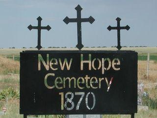 New Hope Cemetery 1