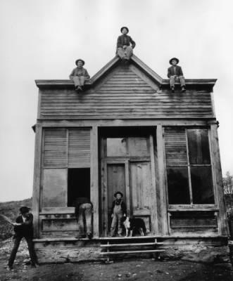 Wetmore Saloon