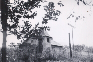 Wetmore Community Church  1945
