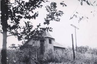 Wetmore Community Church  1945
