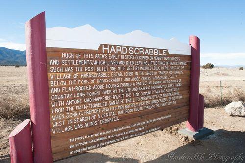 Hardscrabble Sign 9-4