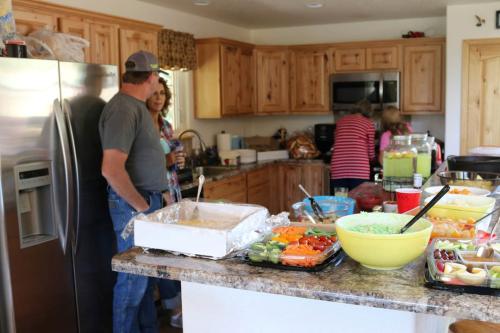 Membership Lunch at Silver Park Ranch
