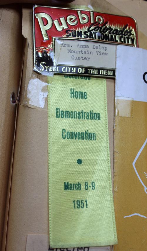 Colorado Home Demonstration Council Pueblo CO
