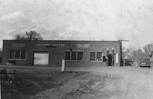 Wetmore Garage