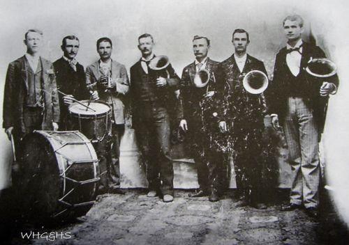Wetmore Cornet Band