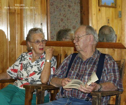 George and Leona Draper