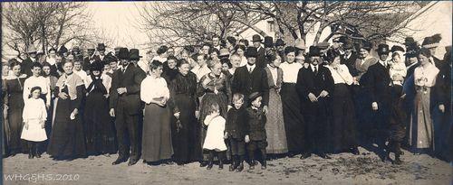 Watson 50th Wedding Anniversary-1916