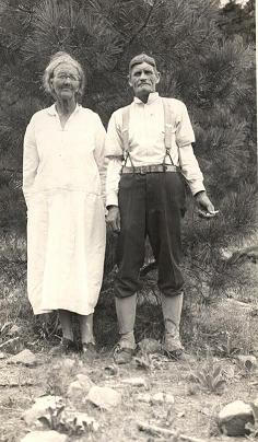 Luther Miller and Wife