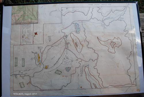 Trinity Ranch Hamilton Map